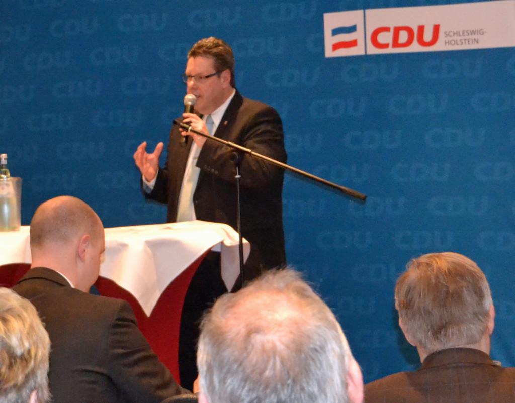 Kandidatenvorstellung in Bad Bramstedt